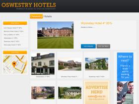 oswestryhotels.co.uk