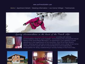 ourfrenchchalet.co.uk