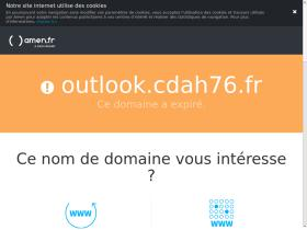 outlook.cdah76.fr