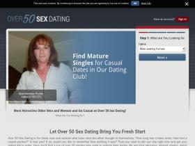 Dating websites for adults over 50