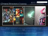 overpowercards.com