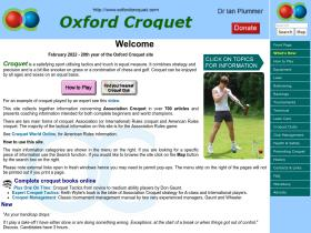 oxfordcroquet.com