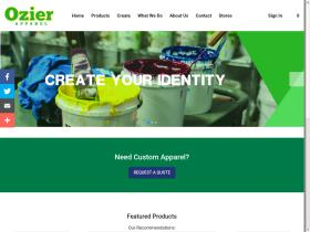 ozierproducts.com