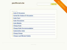pacificcars.be