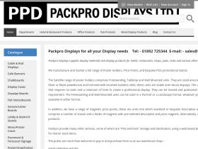 packprodisplays.co.uk