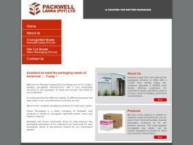 packwellanka.com
