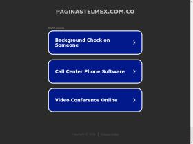 paginastelmex.com.co