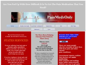 painmedsonly.com