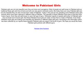pakistangirls.info