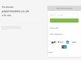 papermodels.co.uk