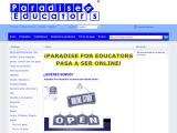paradiseforeducators.com