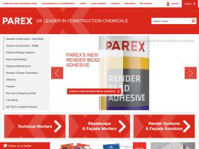 parex.co.uk