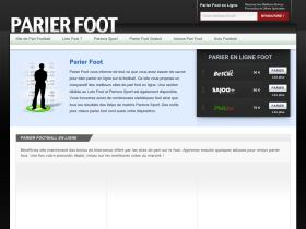 parier-foot.net