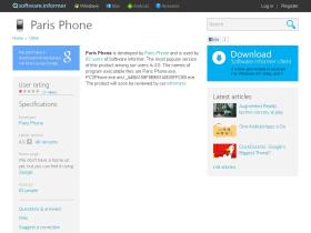 paris-phone.software.informer.com
