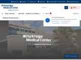 parkridgemedicalcenter.com