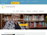 parkshoreseniorcampus.com