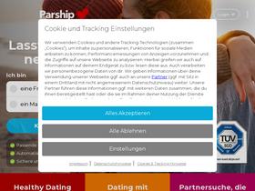 De login parship www Before you