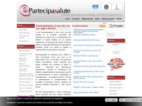 partecipasalute.it