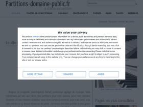 partitions-instrumentales.fr