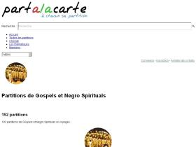partitionsdegospel.com