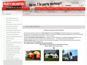 party-unlimitedverhuur.nl