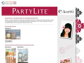 partylite-ecards.fi