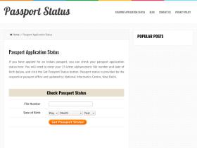 passportstatus.net.in