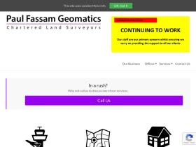 paulfassamgeomatics.co.uk