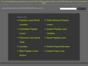 paydayloans-directlenders.com