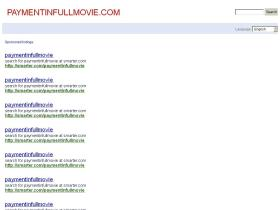 paymentinfullmovie.com