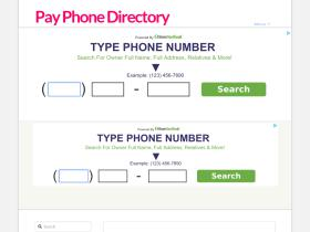 payphone-directory.org