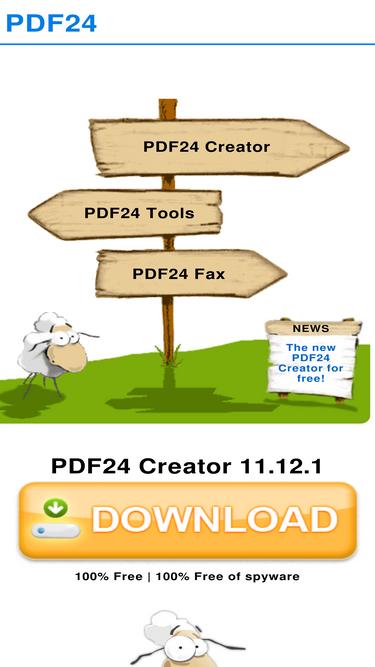 Pdf24 org Analytics - Market Share Stats & Traffic Ranking