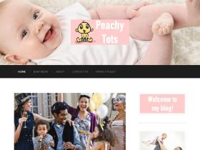 peachytots.co.uk