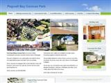 pegwellcaravanpark.co.uk