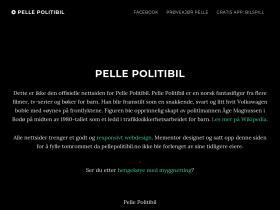 pellepolitibil.no