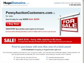 pennyauctioncustomers.com