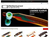 performancelongboarding.com