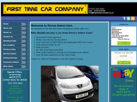 perrysselectcars.co.uk