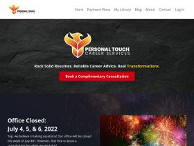 personaltouchcareerservices.com