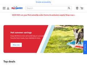 Petsmart com Analytics - Market Share Stats & Traffic Ranking