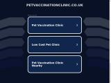 petvaccinationclinic.co.uk