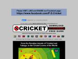 pg-cricket.com