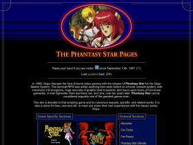 phantasy-star.net
