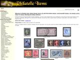 philatelic-items.co.uk