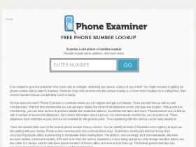 phoneexaminer.com