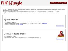 phpjungle.info