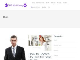 phpmylibrary.org