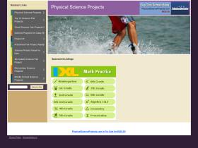 physicalscienceprojects.com