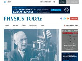 physicstoday.org