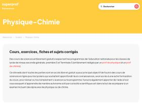 physique-chimie-lycee.fr
